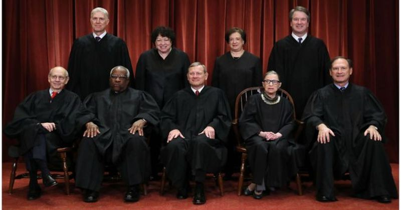 Supreme Court Orders Extended Block of Trump Financial Records From Congress