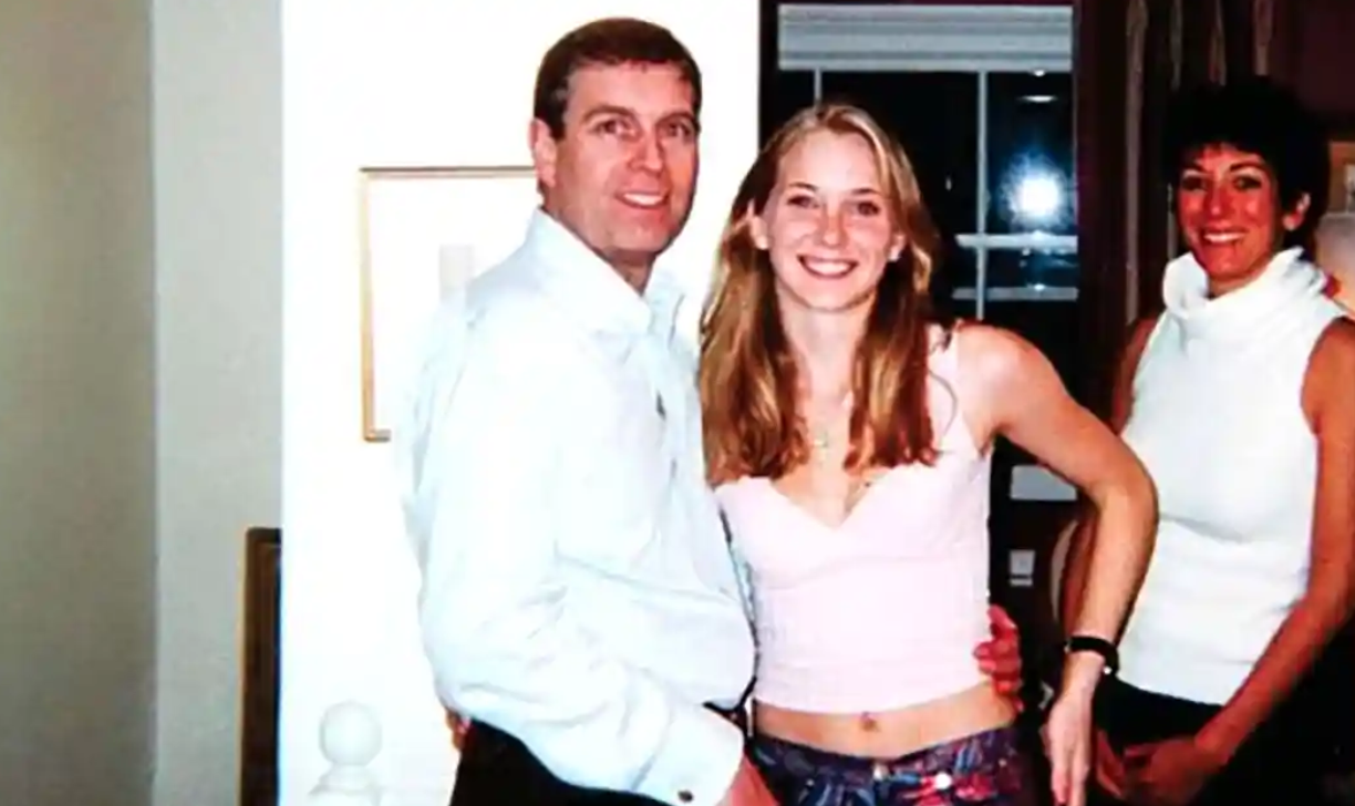 "Epstein ""Admitted To Me He Was A Spy"", Ex-Biz Partner Warns ""He's Got Prince Andrew Pinned To The Wall"""