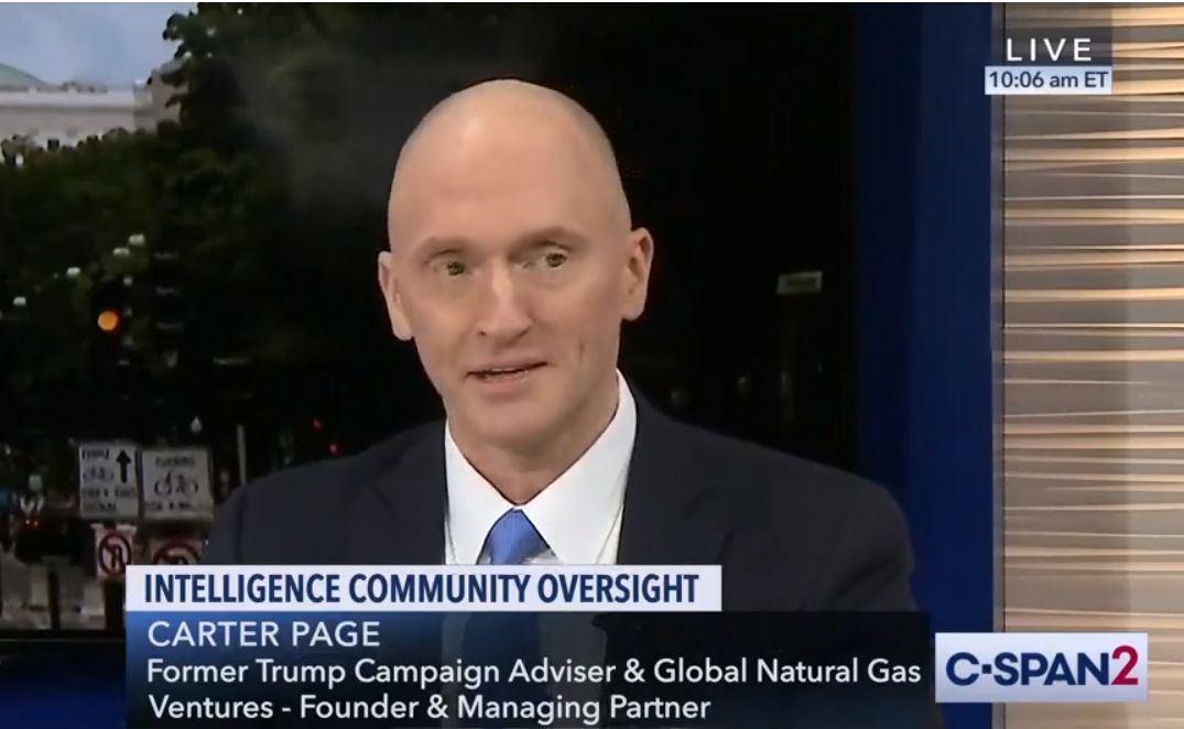 IG Report: FBI Doctored Evidence To Falsely Paint Carter Page As Russian Spy