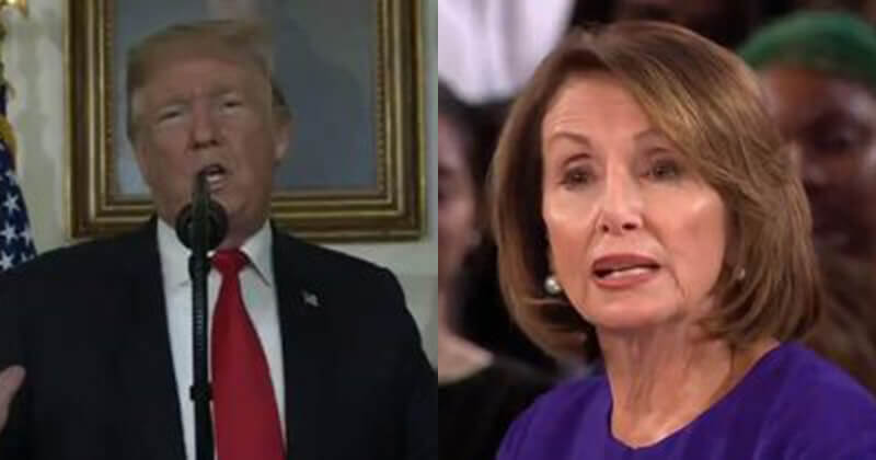 Pelosi, Democrats Have Shamed America And Now They Face Payback