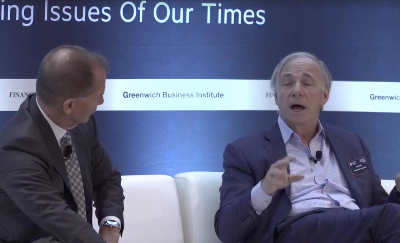 "Dalio & Tudor Jones Warn: ""We Will Kill Each Other"" If Our Broken Economic System Isn't Fixed"