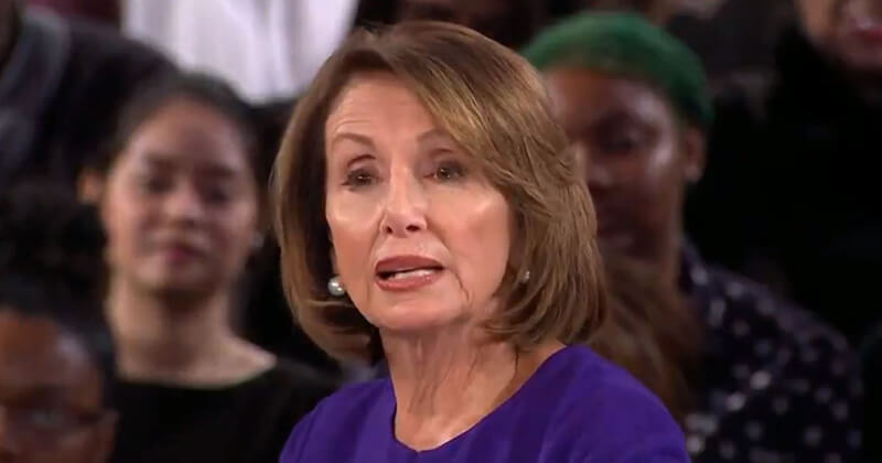 Nancy Pelosi Busted Lying Again, This Time About The 2020 Election