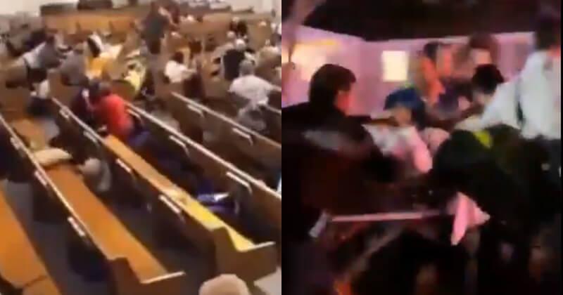 Shooting At Christian Church, Stabbing At Jewish Gathering Show Failure Of Liberal Policies