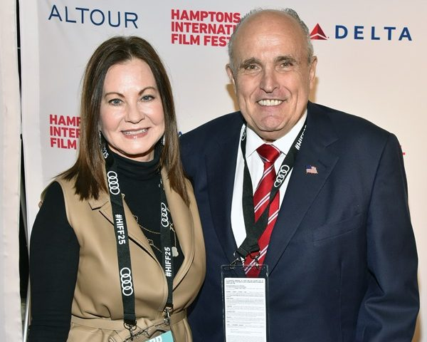 Rudy Giuliani Reaches Divorce Settlement, But Other Legal Troubles Continue