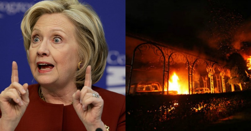 Judicial Watch – New Benghazi Documents Confirm Clinton Email Cover-Up