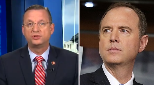 Adam Schiff In Crosshairs As Republicans Seek Impeachment Witnesses