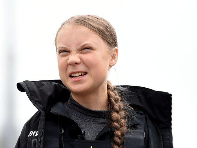 "Greta Thunberg Enraged After Climate Strikes ""Achieved Nothing"", Has Yet To Visit China"