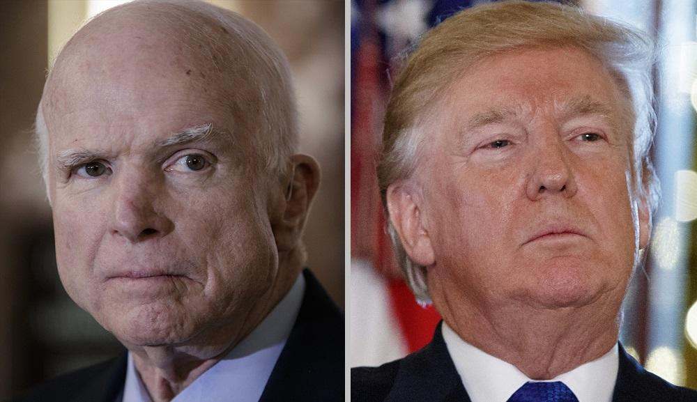 Bombshell, Inspector General Report Shows McCain Gave Unverified Steele Dossier To FBI