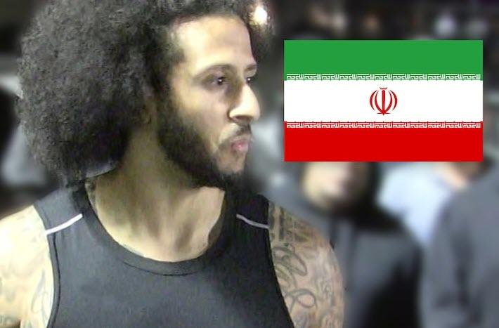 "Colin Kaepernick Slams Trump's Racist ""Terrorist Attack On Brown People"" In Iran, Twitter Users Respond"