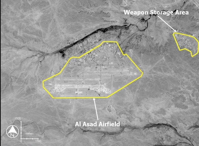"Iran Fires ""More Than A Dozen"" Ballistic Missiles At Two US Airbases In Iraq"