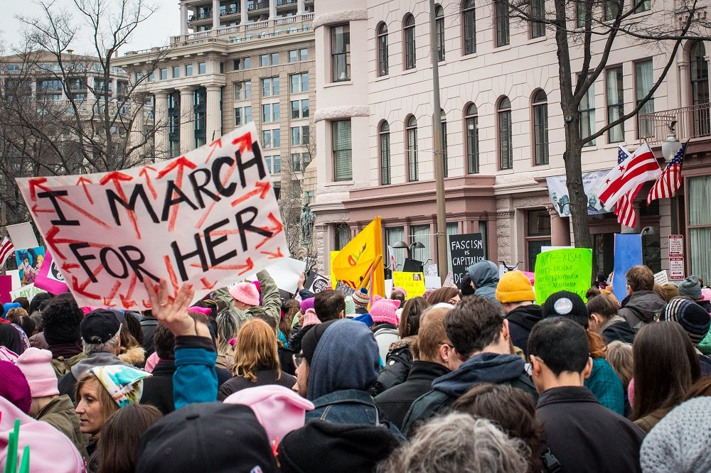 Here's Why I'm Not Going Back To The Women's March