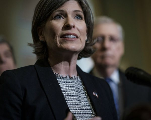 Ernst: Debate Shows How Far Dems Are From Iowa, Mainstream