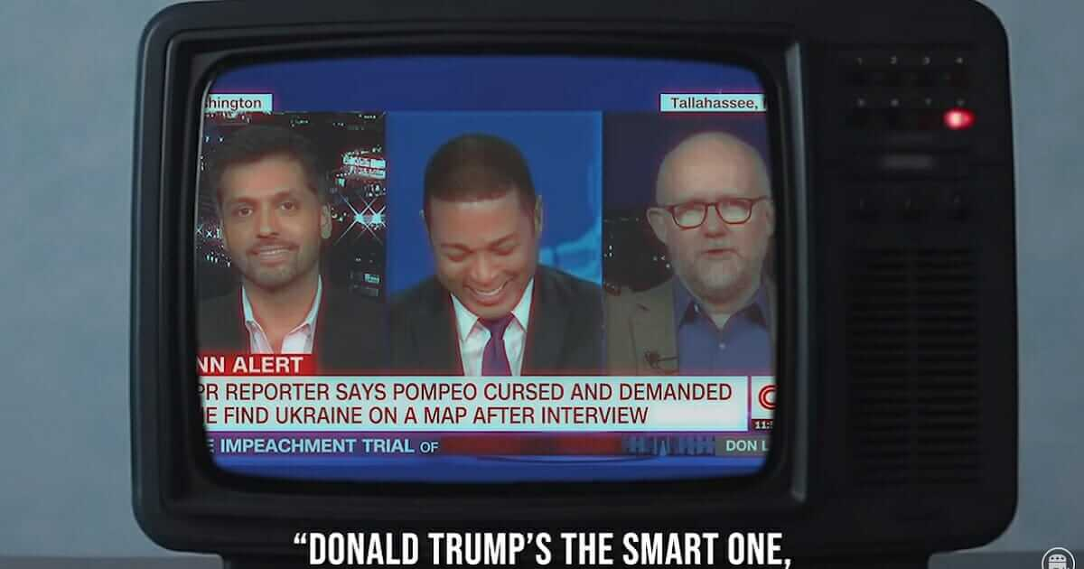 Don Lemon Tries To Explain Video Mocking Trump Supporters, Instead Makes It Worse