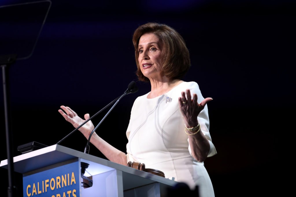 Pelosi Caves, Will Pass Articles Of Impeachment Onto The Senate Next Week