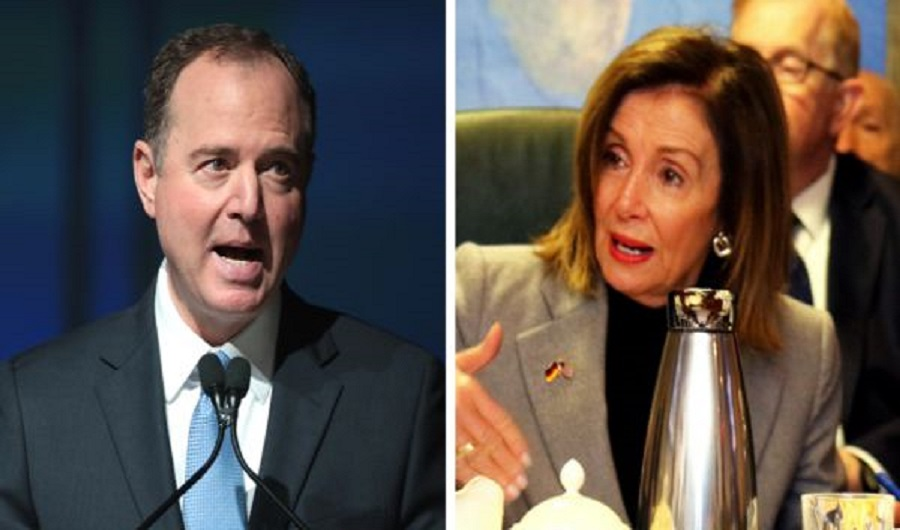 Talk Show Superstar Says Schiff, Nadler & 'Mobsters' Are the Hacks 'Interfering' in 2020  Election