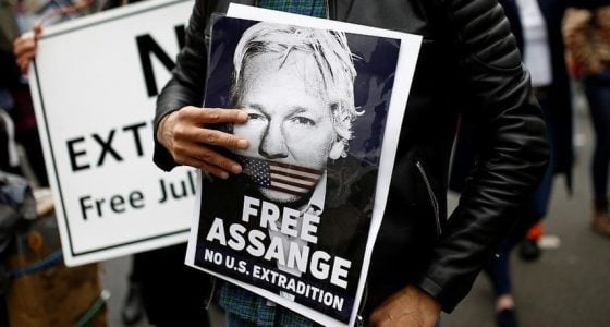 "Julian Assange Is Being Tortured To Death: ""I'm Dying Here"""