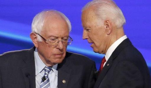 Sanders Targets 'Black Voter-Betraying' Biden As CNN Poll Shows Democratic Socialist Leading Pack