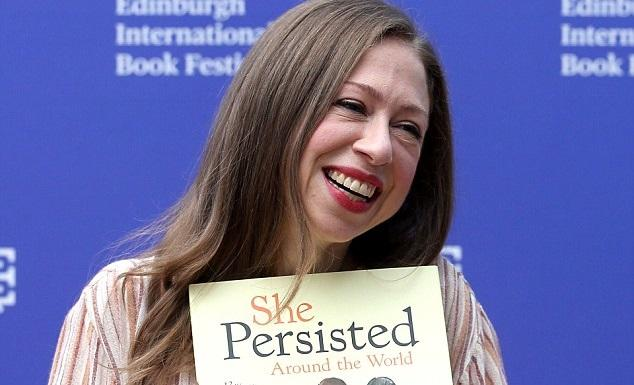 Born Right: Chelsea Clinton Has Made $9M Sitting On Corporate Board