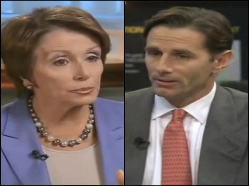 Pelosi and Son Mirror Joe and Hunter Biden's & Bill and Hillary Clinton's Money Wheeling and Dealing