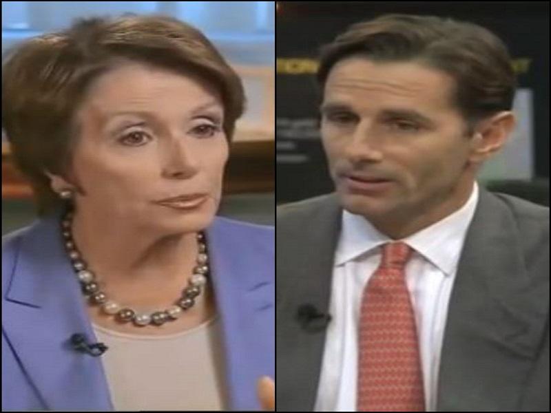 Pelosi and Son Mirror Joe and Hunter Biden's & Bill and Hillary Clinton's Money Wheeling and Dealing