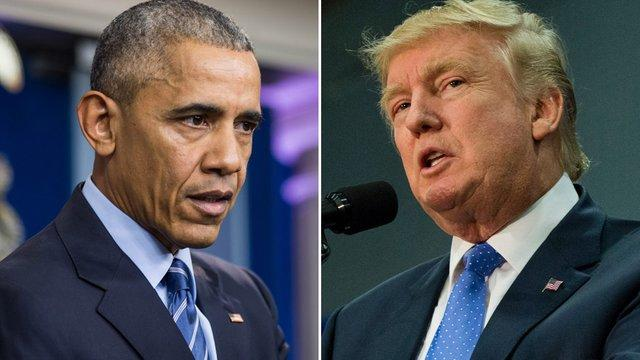 Obama Called Trump 'Fascist Who Can't Be Allowed Into White House'