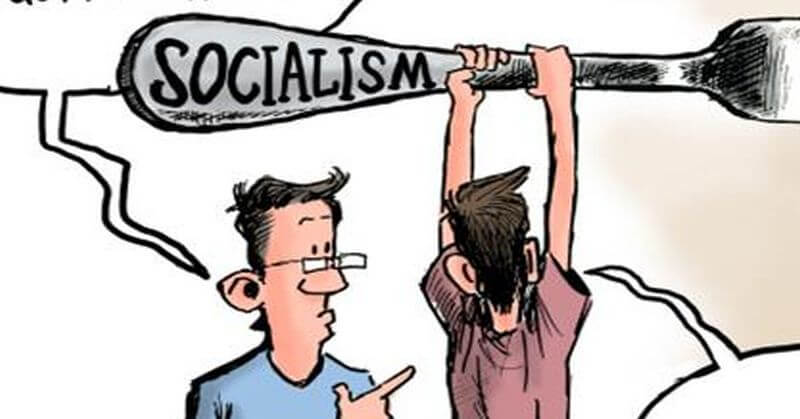 Bernie Sander's Democratic-Socialism Ripped to Pieces by 3 Brutal Cartoons