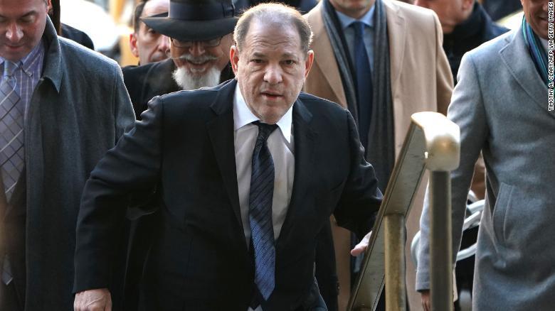 Weinstein Jury Deadlocked On Predatory Sexual Assault Charge