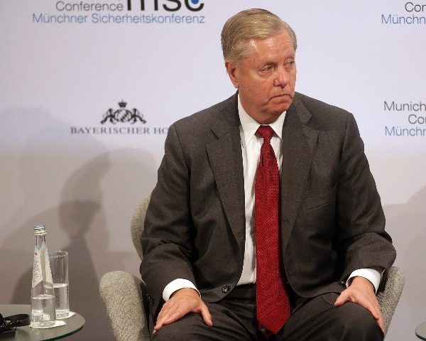Lindsey Graham on Trump: 'All the Legal Authority in the World' to Pardon Stone
