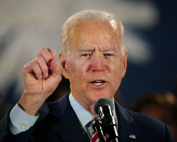 Biden: 'I'll Be Damned If We're Gonna Lose This Nomination'