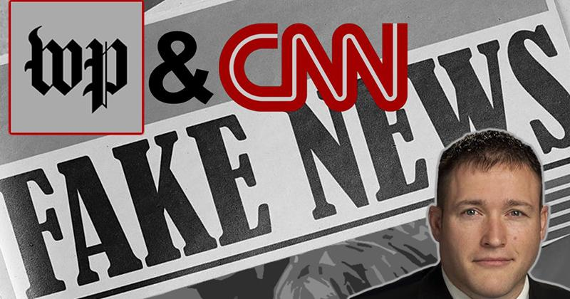Tennessee State Rep. Files Bill To Officially Designate CNN As 'Fake News'