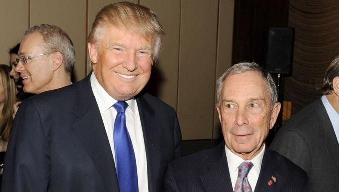 'Mini' Mike Bloomberg Tries Insulting Trump, Falls Short With Awkward Height Metaphor
