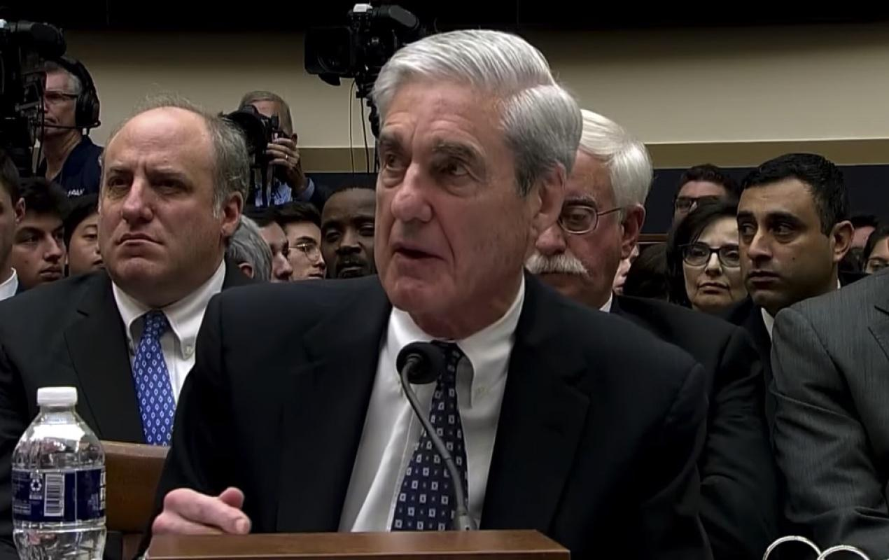Key Witness Told Mueller Team That Russia Collusion Evidence Found In Ukraine Was Fabricated