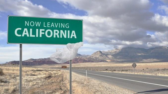 Calculating The Californication Of America