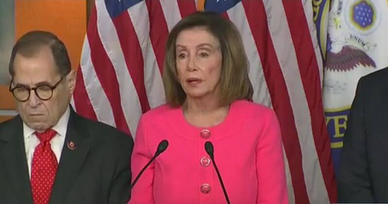 Pelosi Fires Off on Reporter Asking About SOTU Tantrum: 'I Don't Need Any Lessons from Anybody'