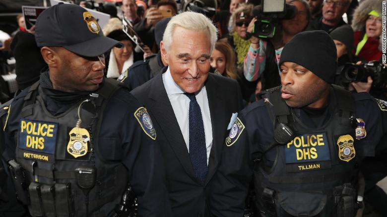 Roger Stone Prosecutor Resigns 'Immediately' After DOJ Rejects Absurd Sentencing Proposal