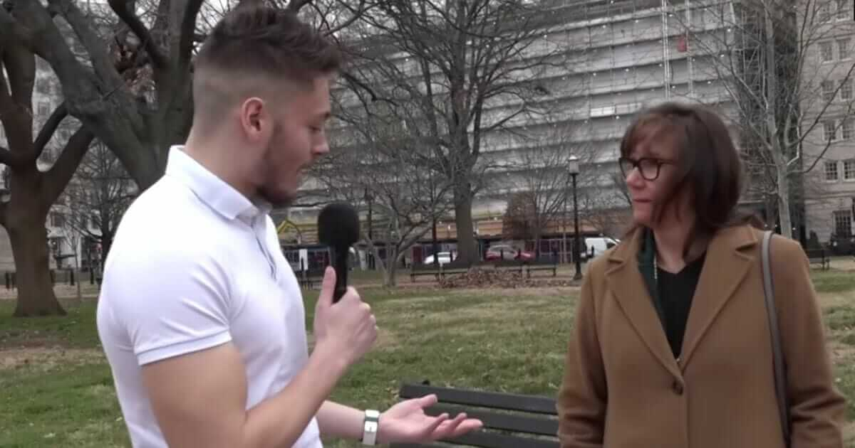 Here's What Happens When a Freezing Man Asks Socialists for Their Jacket