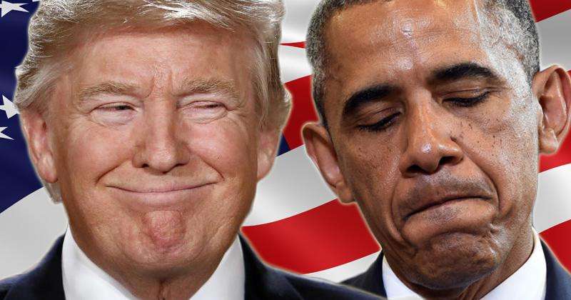 """Con Job"": Trump Responds To Obama Taking Credit For Booming Economy"