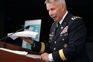 US Army Corps of Engineers General: Fighting Bed Shortages