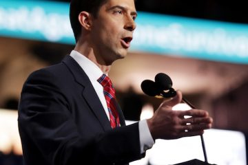 Sen. Cotton: US Must Move Supply Chains Back From China