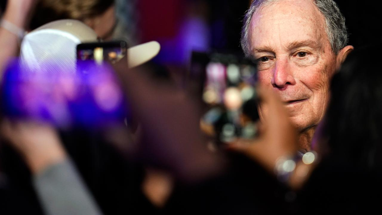 On The Media's Deafening Silence On Mike Bloomberg's Ties To Epstein And Other Criminals