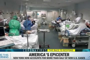 CBS Used Fake COVID Video: 'NY Hospital' Footage Was From Italy's Hardest-Hit City