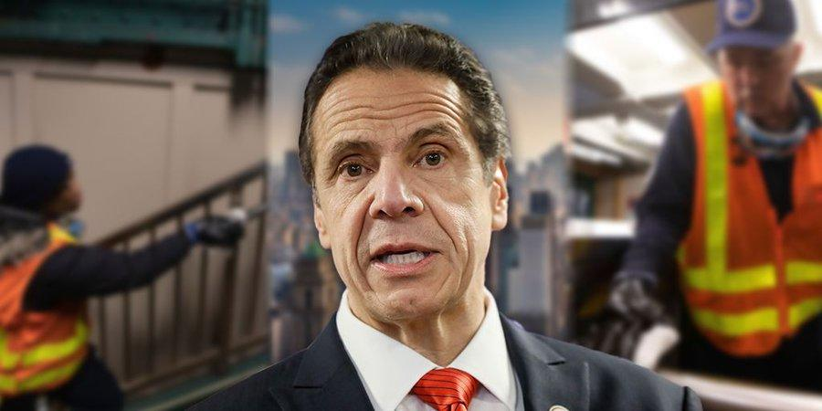 After State Of Emergency, Cuomo Hints At Mass Quarantines For New York