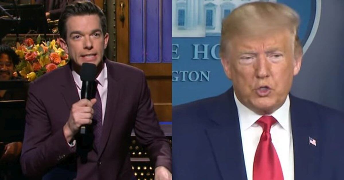 Watch Horrific Moment SNL Comedian Calls For Assassination Of President Trump As Crowd Cheers