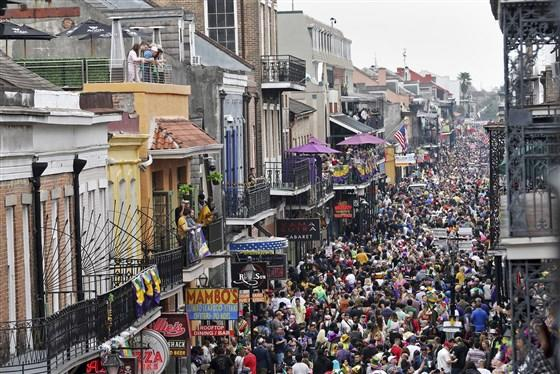 New Orleans Mayor: Mardis Gras Go-Ahead Was 'Trump's Fault' As Big Easy Becomes Southern Epicenter