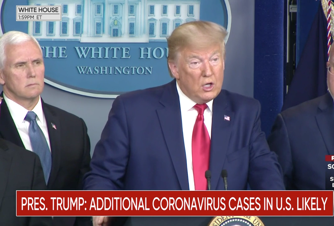 9 Times The Media Weaponized Coronavirus Coverage To Attack Trump