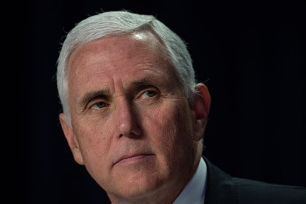 Pence Staffer Infected; 1st WH Staffer to Test Positive