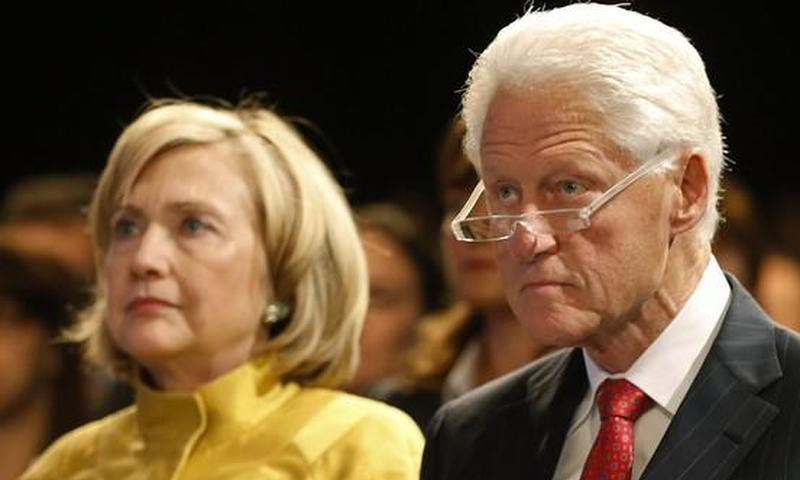 Bill Clinton Boffed Monica To 'Manage Anxieties' - So What Was Hillary Doing?