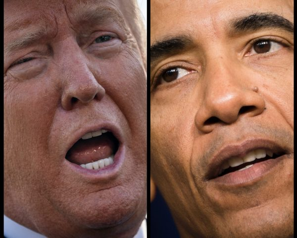 Who's to Blame for Test Kit Shortage? Trump Points to Obama