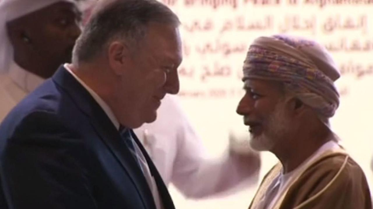 """""""Momentous Day"""": US, Taliban Sign Peace Deal To End 18 Year War"""