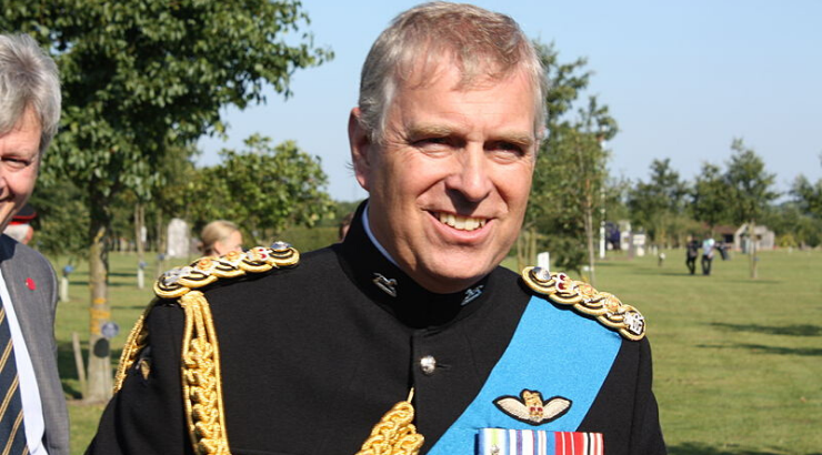 "US Prosecutors Seeking Legal ""Options"" Against Epstein ""Co-Conspirator"" Prince Andrew"